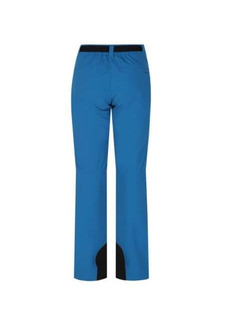 Hannah outdoor-wandel broek Garwynet - softshell stretch Dames - Blauw