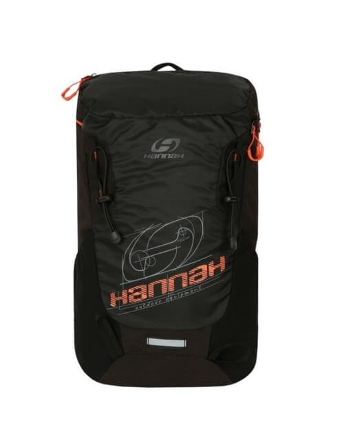 Hannah Outdoor backpack Raven 28 Air-Vent - Black with Orange