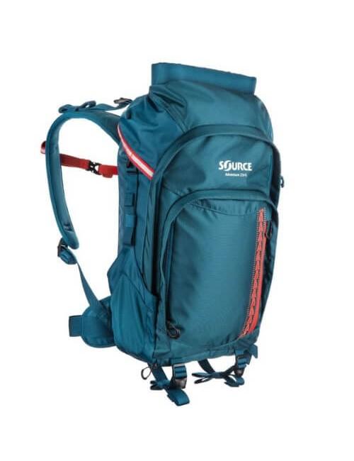 Source backpack Adventure Pack Coral Blue 23+5 litre - Blue