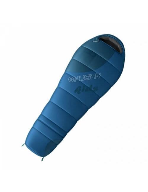 Husky mummyslaapzak Kinder Magic 2 in 1 (180 / 150cm) - Blau