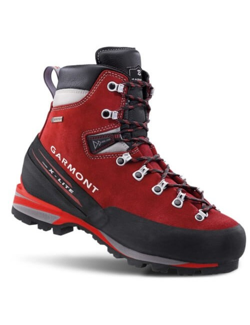 Garmont hiking boots for Rocky's BEST® Cat-C - Red - and- Black -