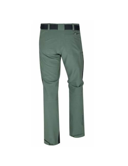 Husky pantalones al aire libre, Keiry M, peso ligero wandelbroek con encaje Verde