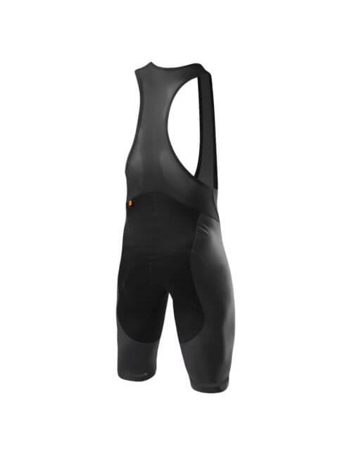 Loeffler fietsbroek kort M Bib Shorts Concept XT - Zwart met Grijs