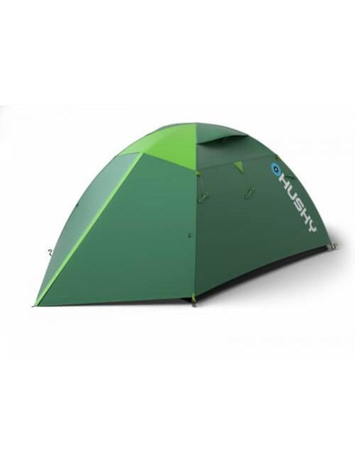 Husky Boyard 4 Plus - lichtgewicht tent - 4 persoons - Groen