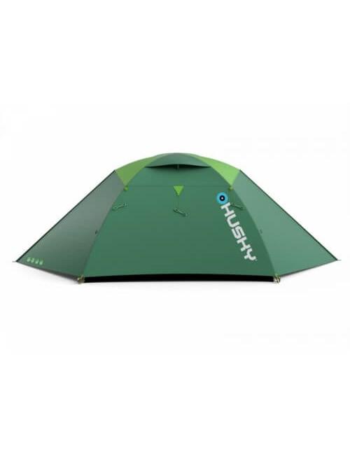 Husky Boyard 4-Plus - light weight tent - 4-person - Green