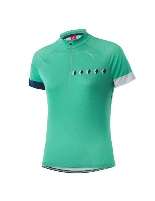 Loeffler wielrenshirt short sleeve W Bike Jersey HZ and the Rise of women in Green