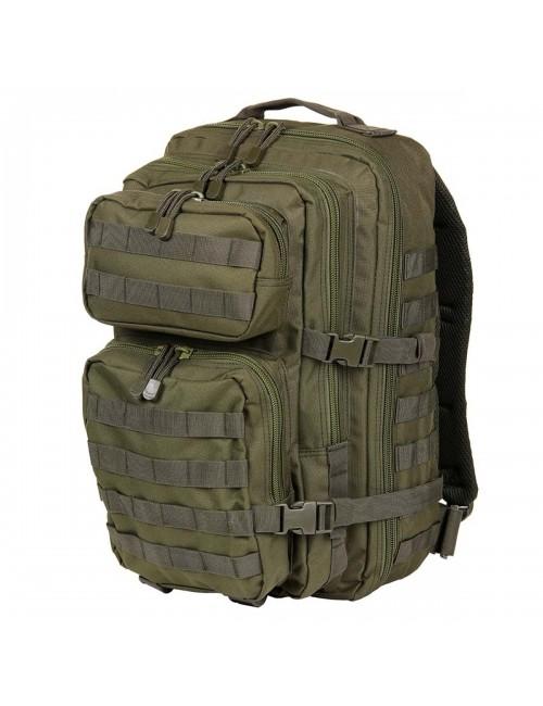 101 Inc Montagne sac à dos de 45 litres - ArmyGreen