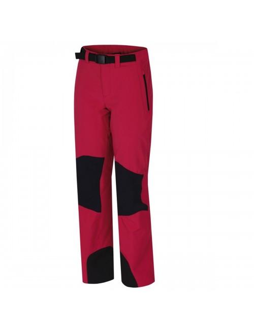 Hannah outdoor hiking pants Garwynet - softshell stretch Ladies - Pink