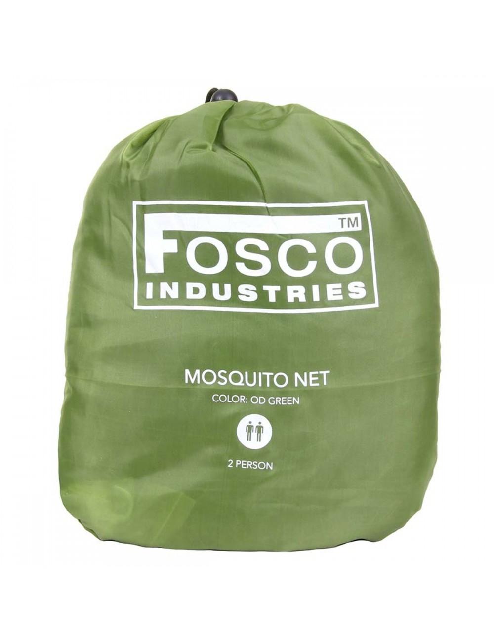 Fosco Moskitonetz - grün (2 person)