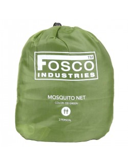 Fosco moustiquaire - vert (2 personnes)