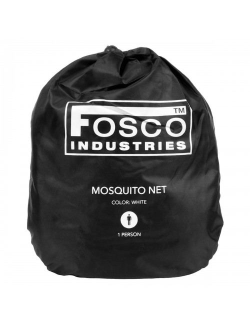 Fosco Mosquito net - white (1 person)