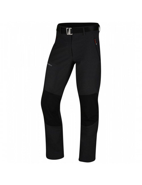 Husky outdoor pants Class M - softshell wandelbroek with stretch -Black