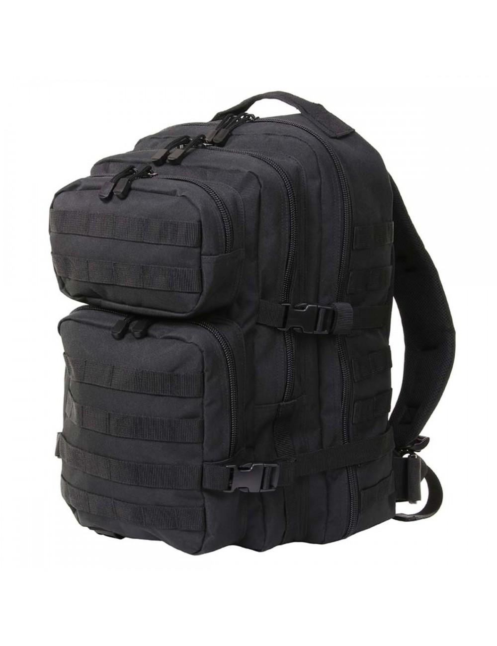 101 Inc Mountain backpack 45 liter US leger model - Zwart