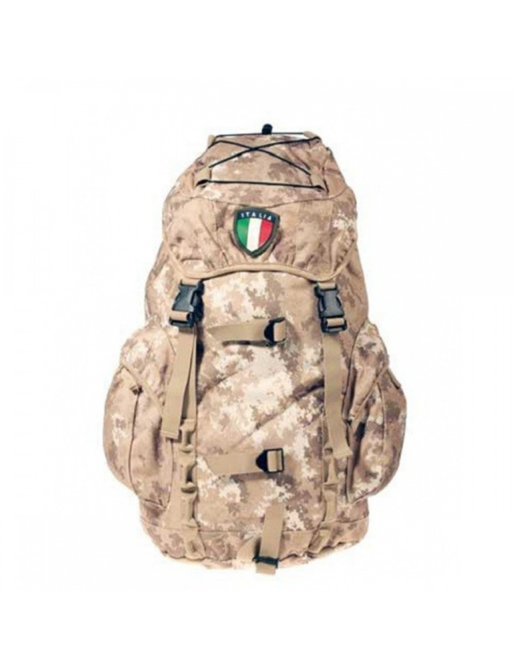 Fostex rugzak Recon Italia 15 liter - camouflage Desert