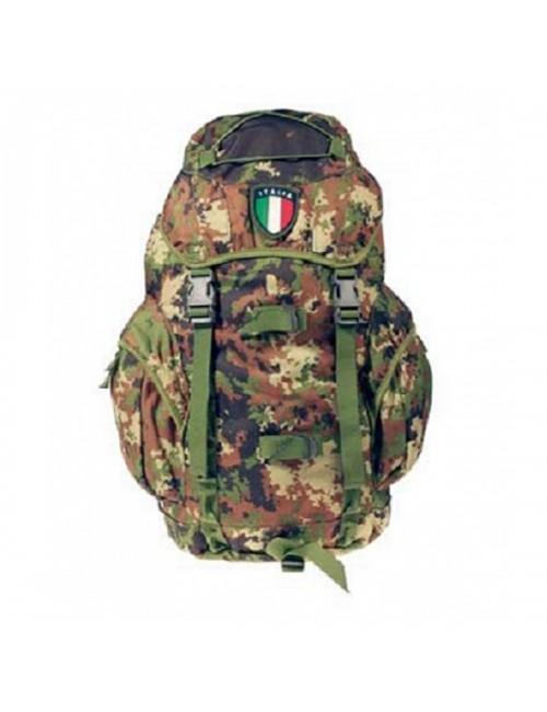 Fostex rugzak Recon Italia 15 liter - camouflage Woodland