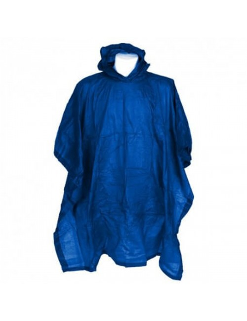 Fostex Poncho lichtgewicht Light Weight One Size - Blauw