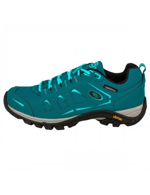 Brütting, hiking shoes, Mount Frakes - Navy Blue / Orange