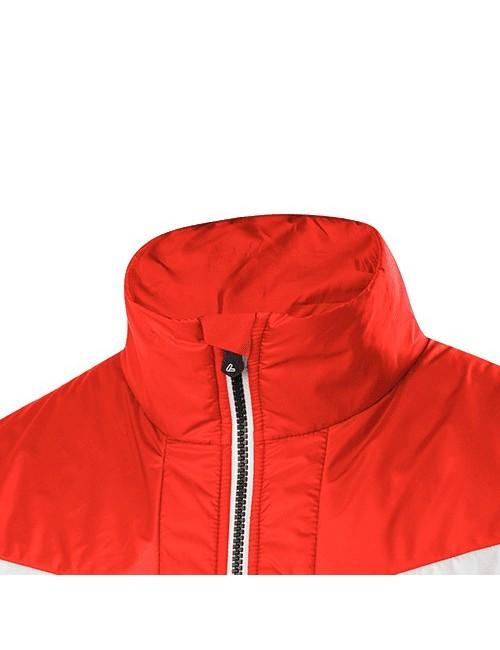 Loeffler jas M Jacket Evo Hotbond Primaloft 60 - Rood