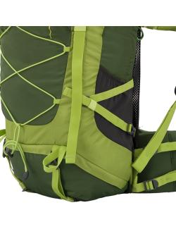 Husky backpack Ultralight Ribon 60 liter - Groen