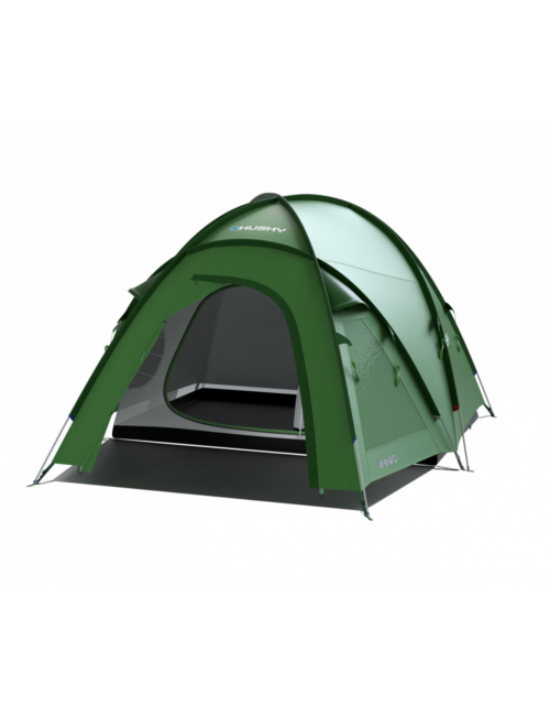 Husky tent Bigless 5 - family-tent - 5-person - Green