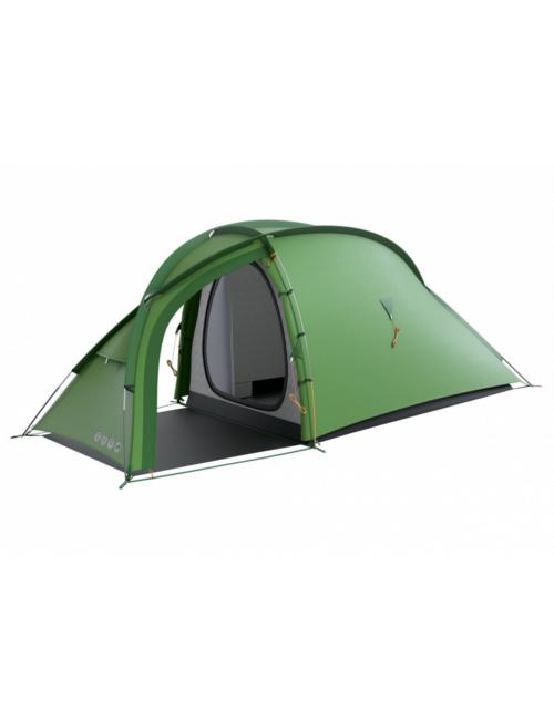 Husky tent Bronder 3 - lichtgewicht tent - 3 persoons - Groen