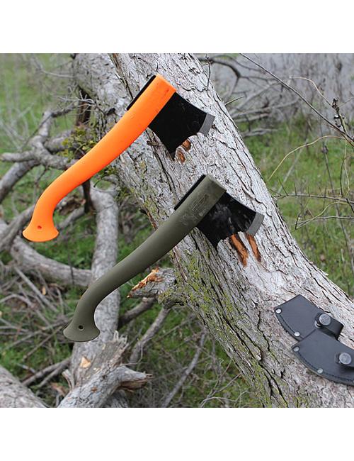 Mora Campingbijl Outdoor Axe boriumstaal - Oranje