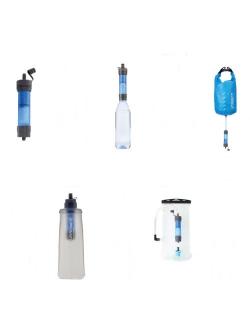 LifeStraw® waterfilter Flex op 5 manieren filteren
