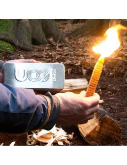 Uco vuurstarters Behemoth Stormproof Sweetfire (9 stuks)