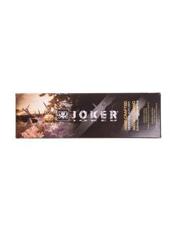 Joker survivalmes BS9 Lynx CM111 met lederen schede - Micarta