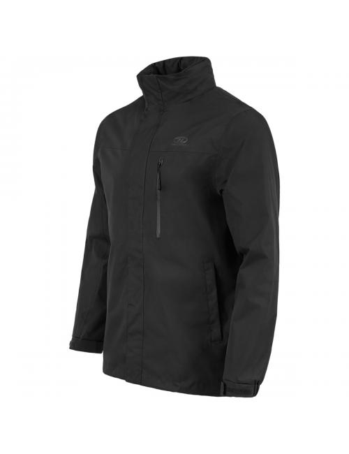 Highlander outdoor jas Kerrera Jacket voor heren - regenjas - Zwart