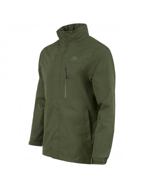 Highlander outdoor jas Kerrera Jacket voor heren - regenjas - Groen