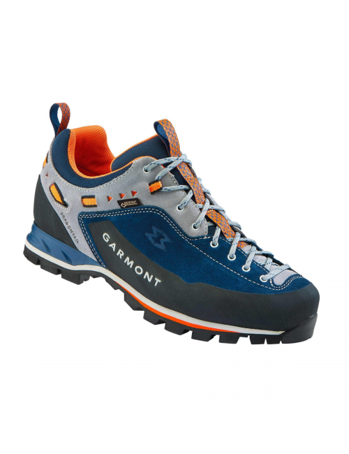 Garmont hiking boots Dragontail MNT GTX® Cat-A - Blue-and-Orange
