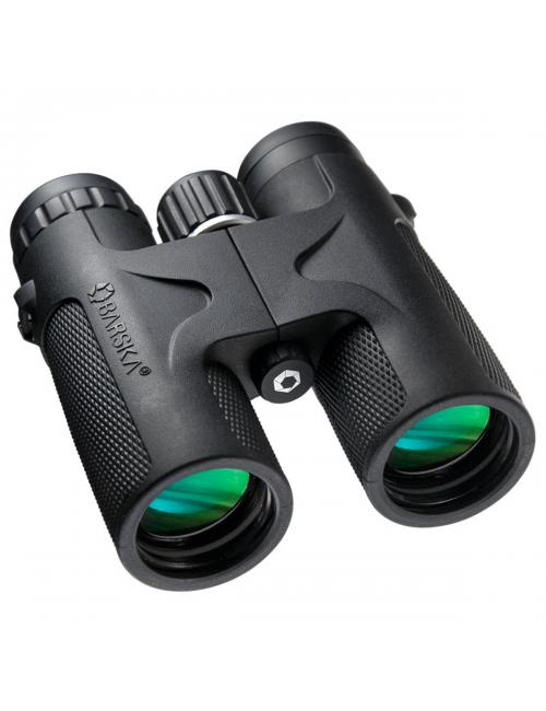 Barska binoculares Blackhawk 10x42 WP - resistente al agua Negro