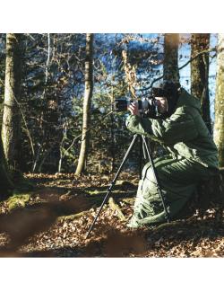 Bergstop sleeping bag, 3 season, multi-function Cozybag Best -Green -