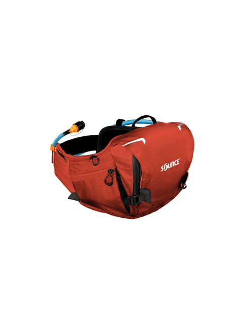 Source drinkgordel - running belt - Hipster Ultra Hydration 5L- Oranje