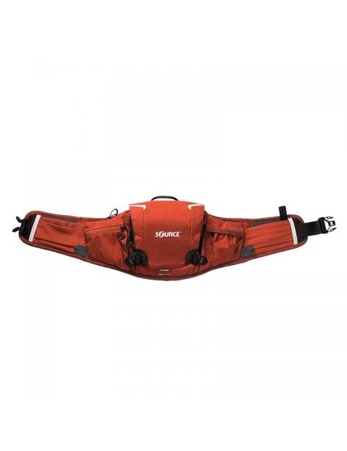 Source drinkgordel - running belt - Water-Ultra Hydration 5L - Orange