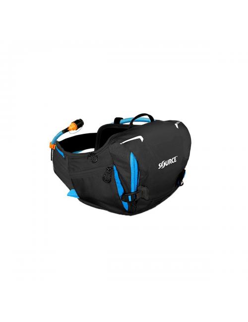 Source drinkgordel - running belt - Water-Ultra Hydration 5L Black
