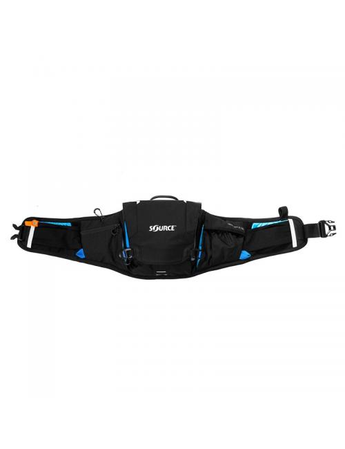 Source drinkgordel - running belt - Hipster Ultra Hydration 5L- Zwart