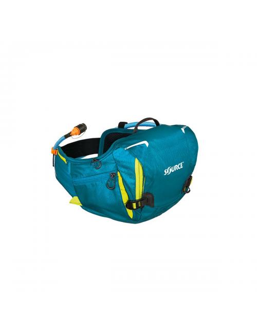 Source drinkgordel - running belt - Hipster Ultra Hydration 5L- Blauw