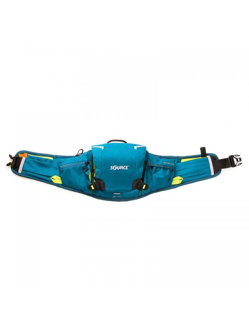 Quelle drinkgordel - running belt - Wasser-Ultra Hydration-5L - Blau