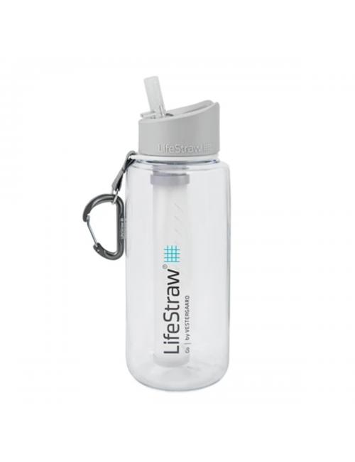 LifeStraw waterfilterfles Ir, 1 litro - Claro