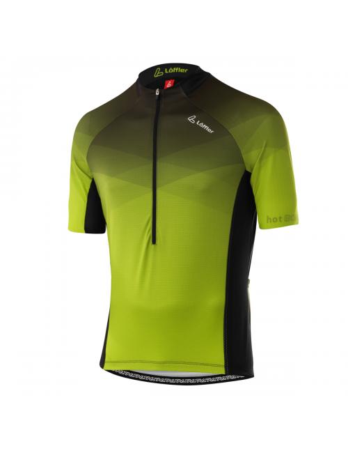 Loeffler wielrenshirt short-sleeve-M Bike Jersey HZ, Hotbond RF, Grün