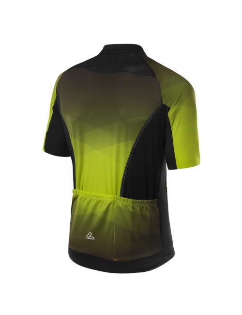 Loeffler wielrenshirt short-sleeve-M Bike Jersey HZ, Hotbond RF, Green
