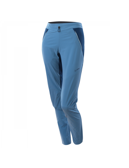 Loeffler outdoorbroek W, Thanks to the Active Stretch and Super - Light Blue