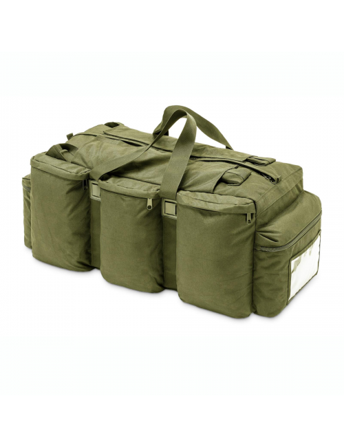 Defcon 5 reistas duffle bag- rugzak - 100 liter - met 6 vakken - Groen