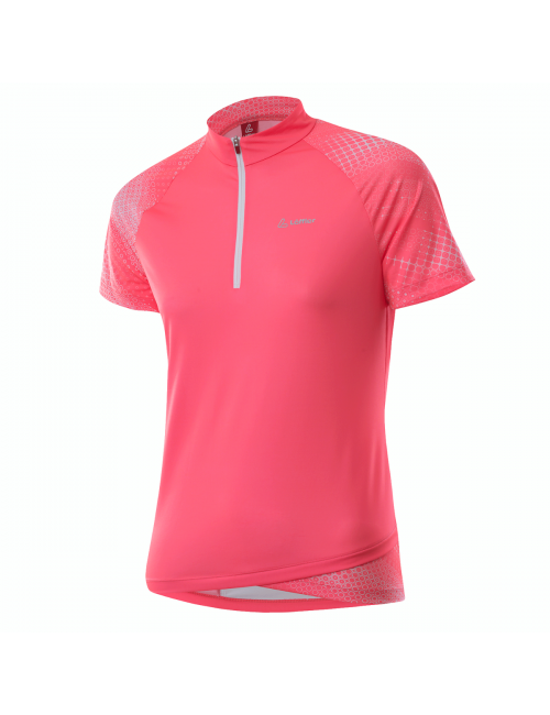 Loeffler wielrenshirt short sleeve W Bike Shirt HZ and the Rise of The 3.0 - Red