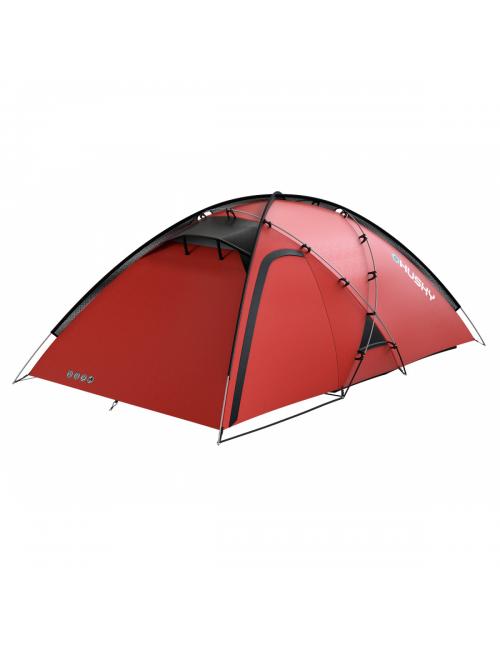 Husky Extreme Felen 3-4 - lichtgewicht tent - 3-4 persoons - Rood