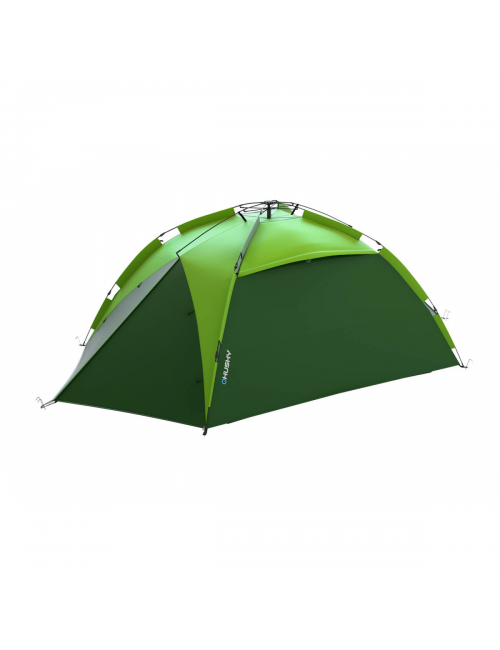 Husky Outdoor Compact Beasy 3 blackroom - tent - 3-person - Green