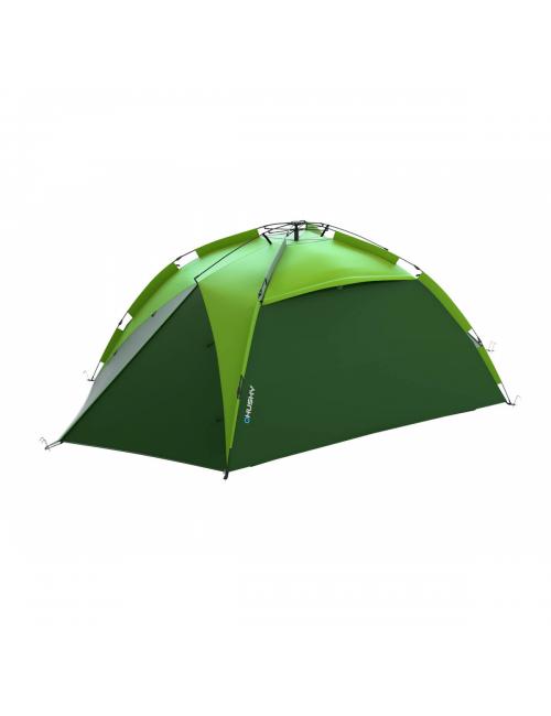 Husky Outdoor Compact Beasy 3 blackroom - tent - 3 persoons - Groen