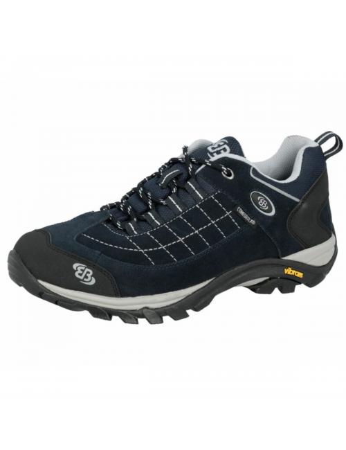 Brütting walking shoes Mount Crillon Low-Navy Blue